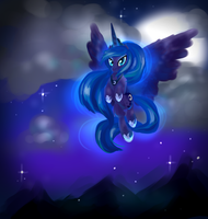 Luna by idiosyncracies