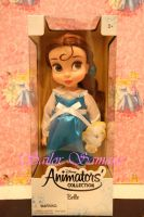 Disney Animators' Collection Belle Doll by SailorSamara