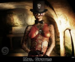 Mrs. Graves by Trash63