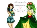 PP: Thanks for the dress by Satu---MWAH
