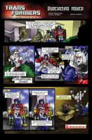 Transformers Universe Comic Ad by RID-NightViper