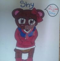 [Full] Shy the bear by mercixnekoxdoll9