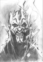 Darth Maul by keucha