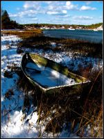 Cape Cod Winter by Ryser915
