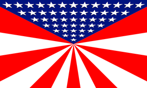 Stars and Stripes Background by cjmcguinness