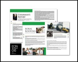 Boral Annual Report by eonworks