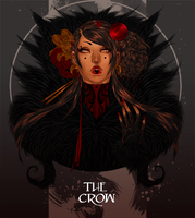 .The Crow by CuzzaCurry