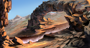 Barron Canyon Enviro by declanhart93