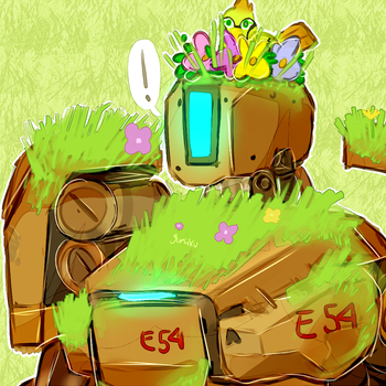 Bastion by GUMIIXU
