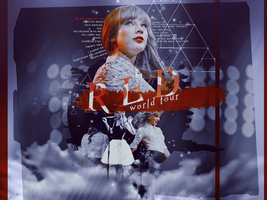 Red World Tour by deadlysilence16