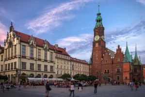Wroclaw by freemax