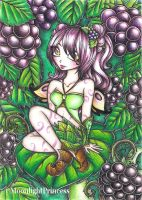Blackberry by MoonlightPrincess