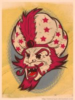 The Great Milenko by Okina-tyan