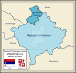 Autonomous province of North Kosovo by Marbcroger7