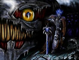 lich king by TheGrien