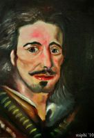 Rembrandt by miphi017