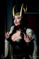 Lady Loki by Shinji-Mamoru