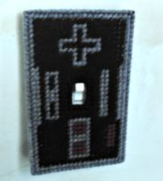NES Controller Light Switch Cover by agorby00