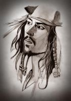 Jack Sparrow Picture by AriTeach