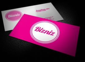 Premium Business card by graphcoder