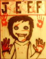Bloody Jeff by Ashben11