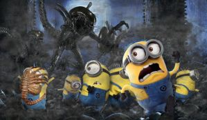 Minions and Aliens by vorkosigan5