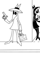 Spy Vs Spy - Around the Corner by Kharaxel