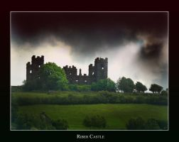 Riber Castle by Megglles