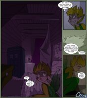 Haunted House 1 P2 by flipsidered