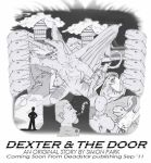 DEXTER AND THE DOOR by simonpark81