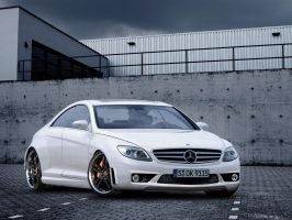 Mercedes Cl 600 by AntVR6 by AntVR6