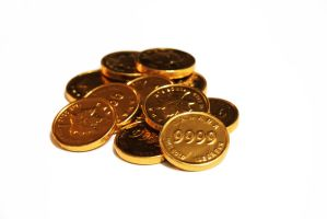 Gold Coins by Joe-Lynn-Design