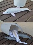 Dolphin trainer play set by Animus-Panthera