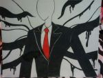 SlenderMan by Katt013
