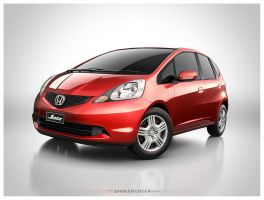Honda Jazz by subaqua