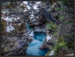 Athabasca Falls Lower v2.1 by ShogunMaki