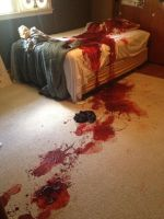 Blood Bed by Anesthetic-X