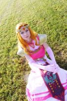 Zelda - Ocarina of Time by Katsuya-neechan