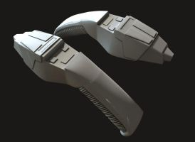 Phaser WIP by Mackingster