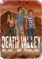 L4D3 Contest Entry- Death Valley by MsJillyJelly