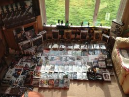 Metal gear collection updated by Aaron-jesse0210