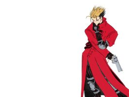 Vash the stampede by GDMonster