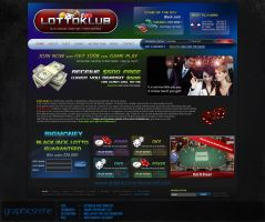 Lotoklub template by graphicsnme