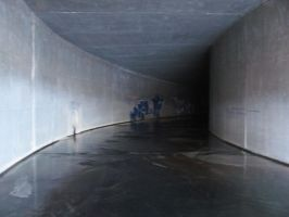 Tunnel 1 by Zepher-Stock