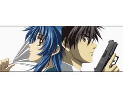 Full Metal Panic by Cookiebox