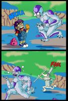 Frieza's OTHER fears by mightyfilm