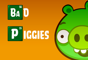 Bad Piggies Breaking Bad by Stormtrooper-pig