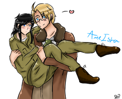 APH - In The Hero's Hands by BarEliya
