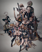 Final Fantasy XIV by XenoNyte
