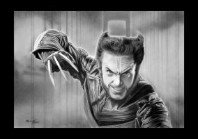 Logan by mario-freire by X-Men-Mania
